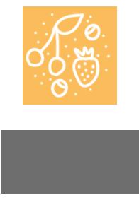 100% liofilizowaych owoców